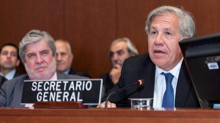 La SIP pide a la OEA que invoque la Carta Democrática en Nicaragua