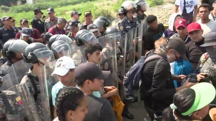 La SIP condena las numerosas agresiones contra periodistas y la censura de medios en Venezuela