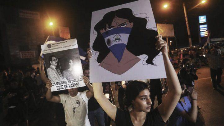 SIP: condena al régimen de Daniel Ortega y solidaridad con Nicaragua