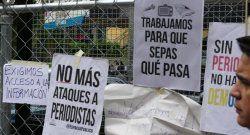 Plan oficial busca destruir a medios y periodistas en Venezuela, asegura informe de la SIP