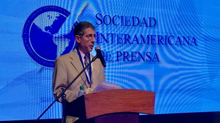 RCFP Premio Chapultepec 2019 - Mensaje de Bruce Brown