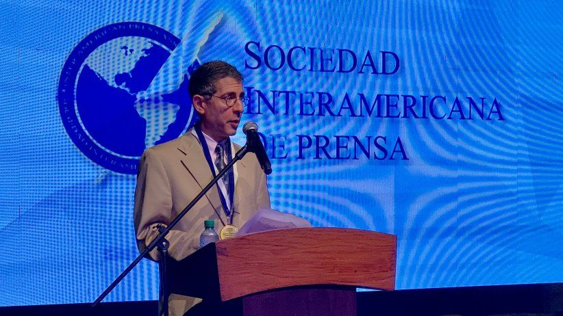Bruce Brown - Premio Chapultepec 2019 RCFP