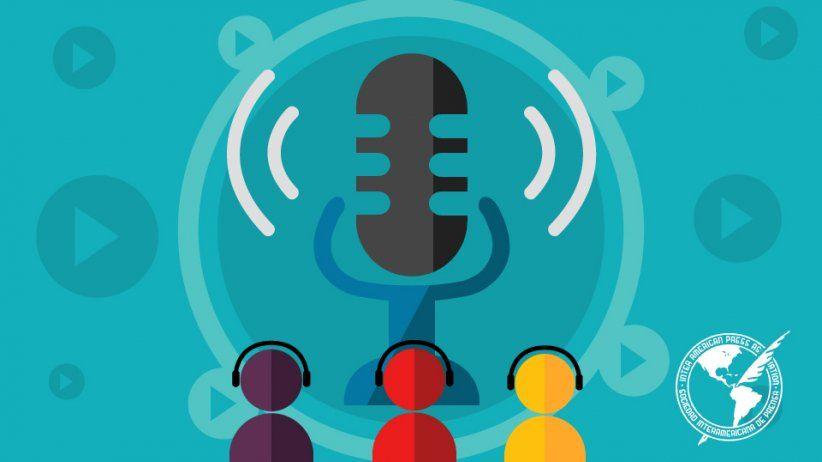Creación  de una estrategia de podcasts en medios de comunicación