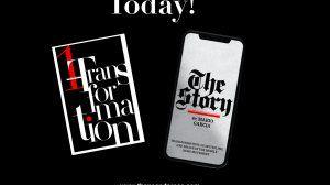 The Story: El nuevo libro de Mario García para lectura en móviles