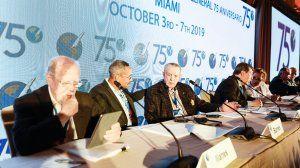 Nuevas autoridades y directores de la SIP