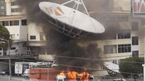La SIP condena ataques contra Teleamazonas y El Comercio