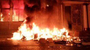 Grave atentado contra la libertad de prensa en Chile