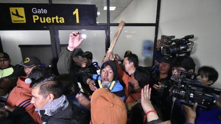 La SIP reitera condena por agresiones contra periodistas en Bolivia