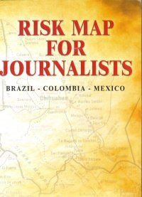 Risk map for journalists