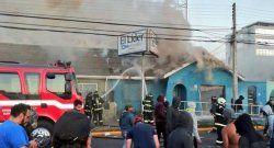 La SIP pide identificar a los responsables ante nuevo atentado contra la prensa en Chile