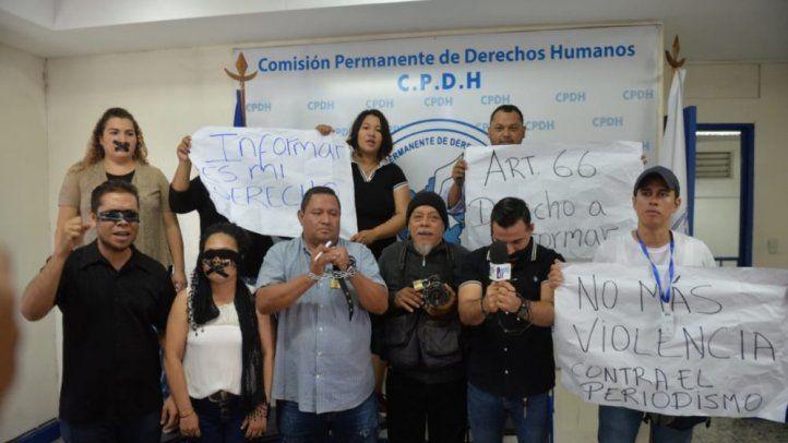 Condena la SIP agresiones contra periodistas en Nicaragua