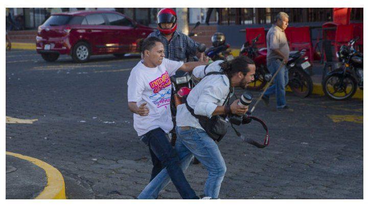 Informe conjunto sobre la libertad de expresión en Nicaragua