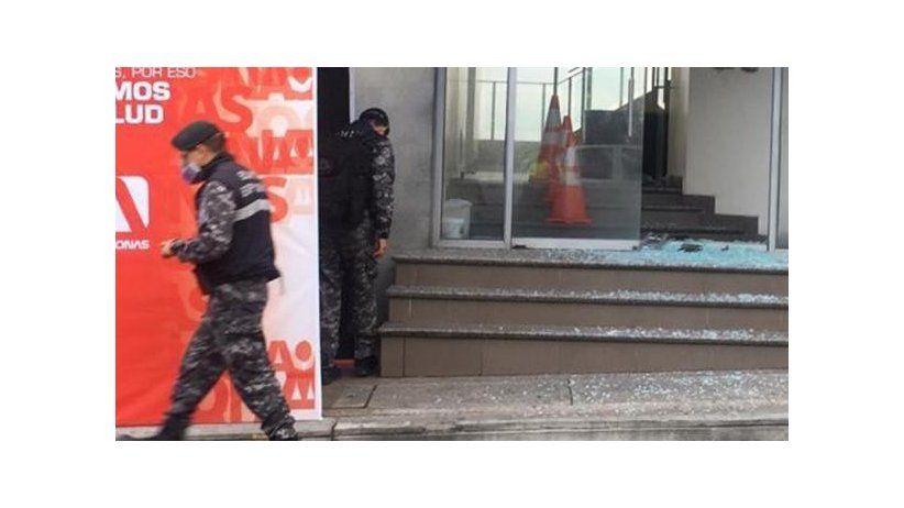La SIP condenó ataques contra medios en Ecuador y México