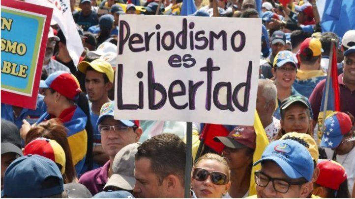 Venezuela - Resumen del informe del Sindicato Nacional de Trabajadores de la Prensa