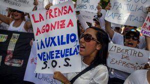 PODCAST: Crisis en Venezuela golpea fuerte a medios de comunicación
