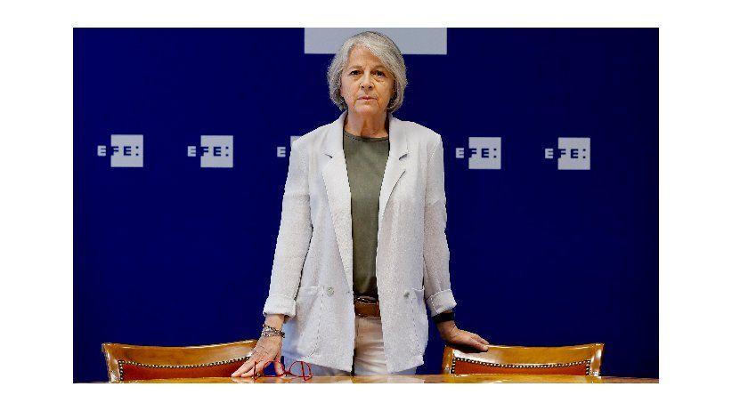 EFE abre nueva etapa con la primera mujer al frente: la periodista y escritora Gabriela Cañas
