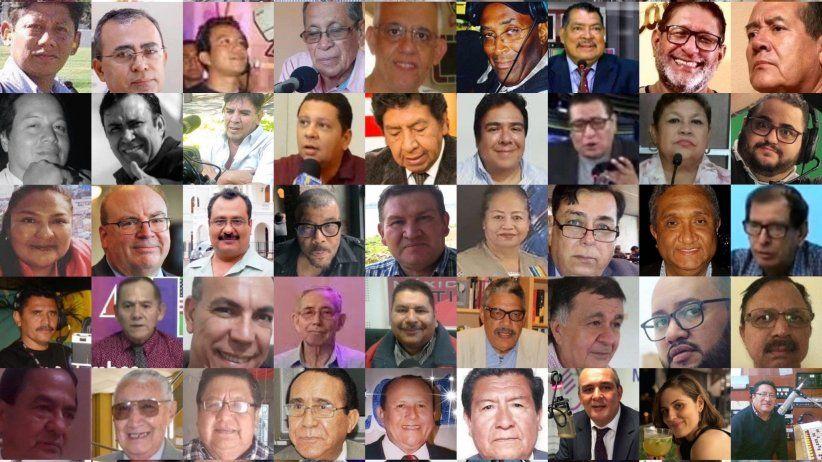 La SIP concede el Gran Premio Libertad de Prensa 2020 a periodistas y trabajadores de prensa fallecidos por COVID-19.