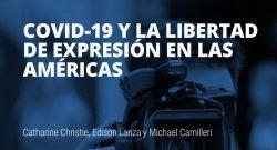 Covid-19 y la libertad de expresión en las Américas