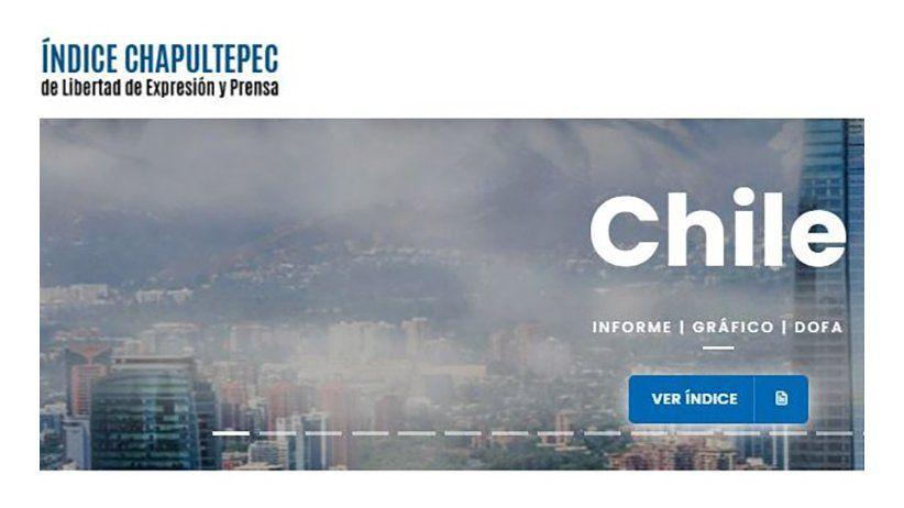 Chile y Venezuela en las antípodas de la libertad de prensa en las Américas