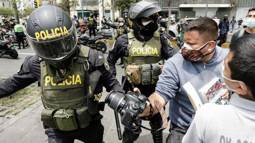 La SIP condenó agresiones contra la prensa en Perú