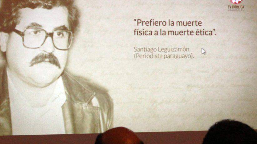SIP celebra envío a la Corte Interamericana del caso del periodista paraguayo Santiago Leguizamón