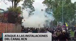 Rechaza la SIP actos de violencia contra un medio y un periodista en Colombia