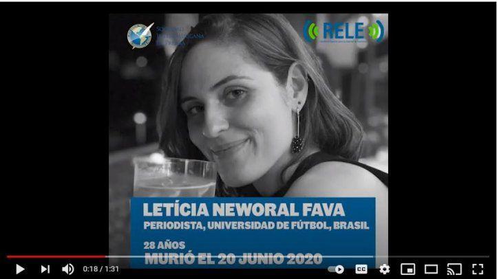 Tributo SIP-RELE a más de medio millar de periodistas fallecidos por la pandemia