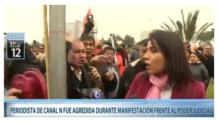 Condena la SIP ataque contra la prensa en Perú