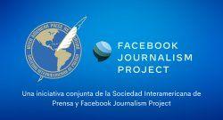 SIP y Facebook Journalism Project inician programa de mentoría para medios mexicanos