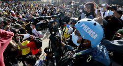 Condena la SIP agresiones contra periodistas y medios en Colombia