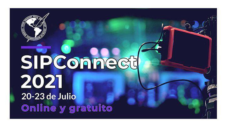 Listo el programa de SIPConnect 2021 del 20 al 23 de julio