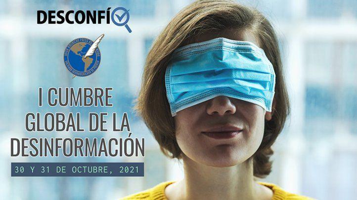 Una Cumbre Global con eje en América Latina para frenar la desinformación