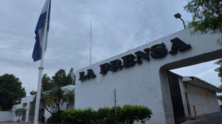 La SIP critica a Ortega por bloqueo de insumos al diario La Prensa de Nicaragua
