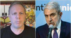 Preocupación de la SIP por veladas amenazas contra dibujante