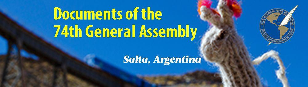 Banner Docs. English Salta Argentina