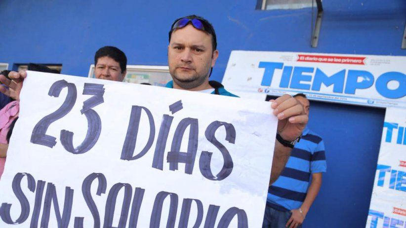 Solidarity with employees of Honduras newspaper Tiempo