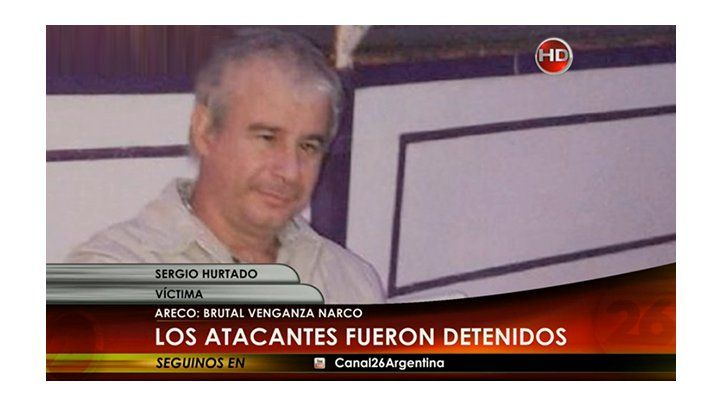 Condemns attack on Argentine journalist and his family