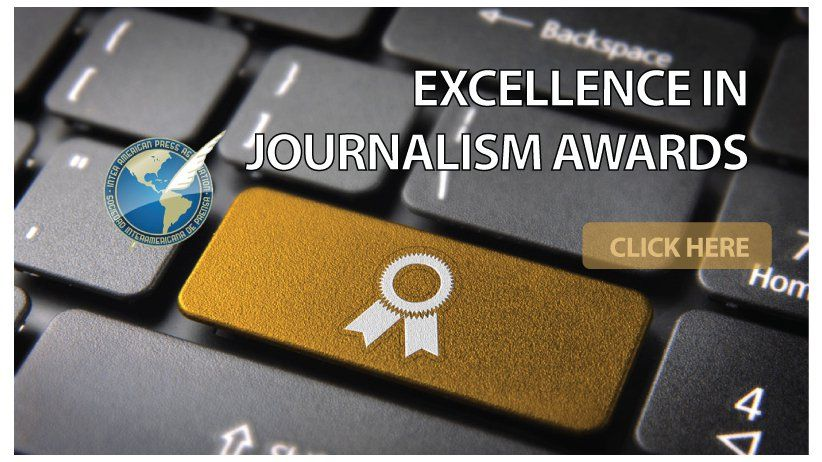 IAPA: 2016 Journalistic Excellence Awards