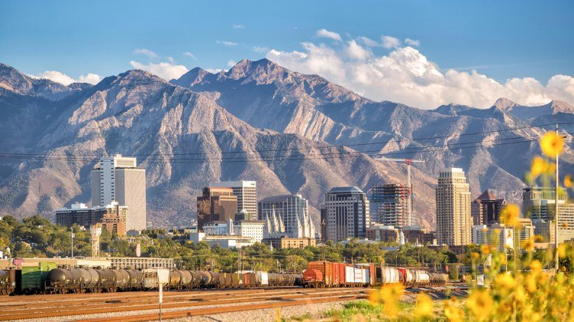 SALT LAKE CITY: SITE OF THE 73rd GENERAL ASSEMBLY