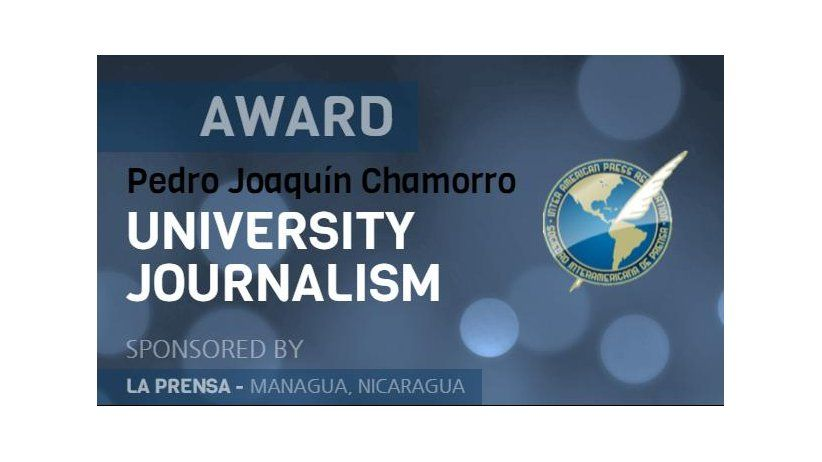 IAPA launches University Journalism award, a new prize for students in the Americas