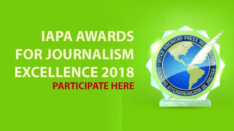 Only six days left to end the call for the IAPA excellence awards