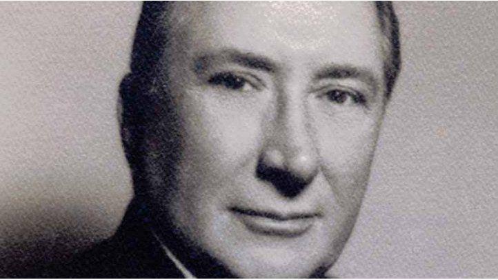 James G. Stahlman (1955-1956) The Nashville Banner, Nasville,Tennesse