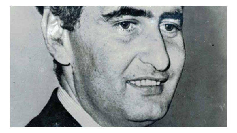 Agustín Edwards Eastman (1968-1969) El Mercurio, Santiago, Chile