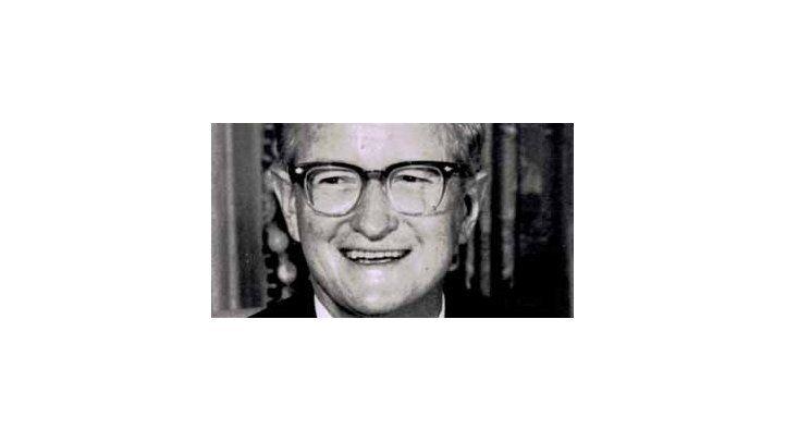 James S. Copley (1969-1970) Copley Newspapers, La Jolla, Caliifornia