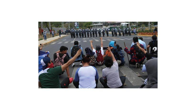 IAPA condemns repression in Nicaragua and expresses solidarity
