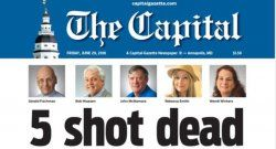 IAPA concern and grief at murder of journalists in United States