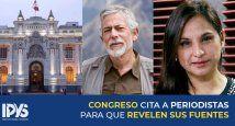 Peru journalists
