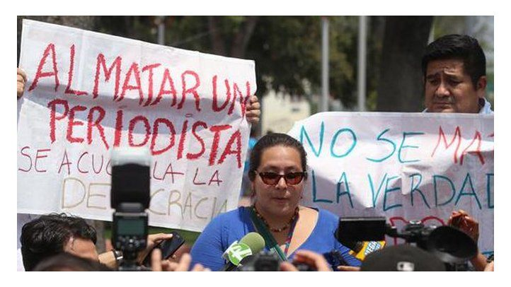 IAPA condemns murders of journalists in Mexico, Colombia