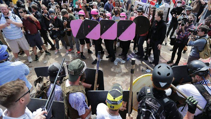 CPJ Safety Advisory: Covering Unite the Right rally and counter-protests