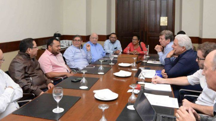Joint IAPA and RSF mission in Nicaragua